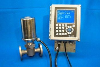 Inline Process Refractometers for Sulphuric Acid